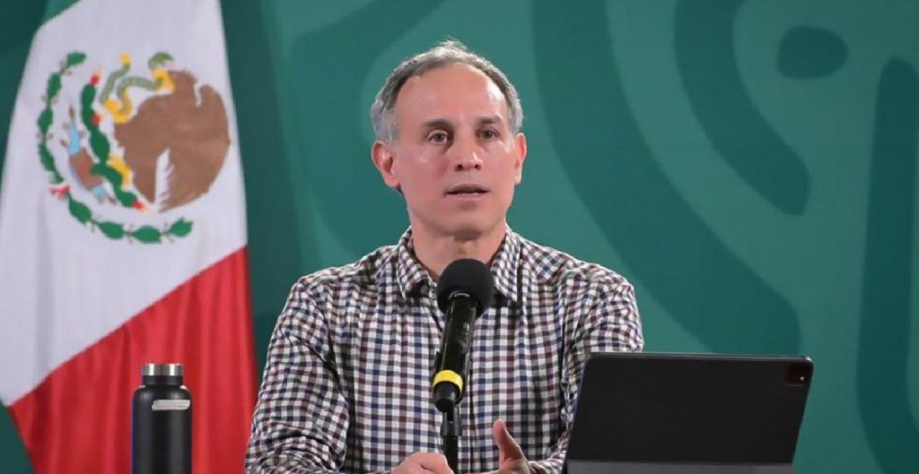 Senador del PAN pedirá destitución de López-Gatell por pasear en la CDMX contagiado de Covid