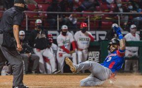 Las Águilas de República Dominicana siguen invictas en la Serie del Caribe tras vencer a México. Foto: Mexsport