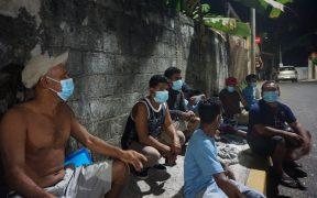 Nueva caravana de migrantes centroamericanos con rumbo a EU se forma en Honduras; planea pasar por México