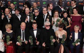 El virus traslada la gala de los Premios Goya a la pantalla
