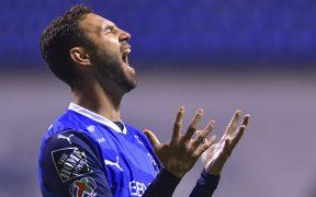 Miguel Layún lamenta una oportunidad fallada. Foto: Mexsport