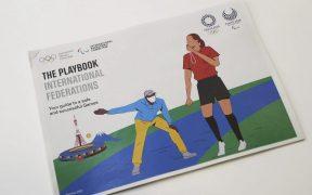 Los organizadores de Tokio presentaron el primer manual para las federaciones. Foto: AP
