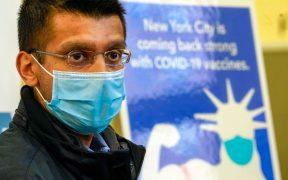 El director de Salud de la ciudad de Nueva York da positivo a Covid-19