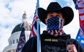 Canadá designa a los Proud Boys como grupo terrorista