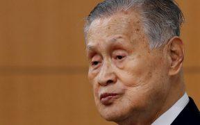 Yoshiro Mori ofreció una disculpa pública por sus comentarios. Foto: EFE