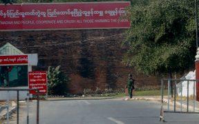 ONU pide la liberación inmediata de los detenidos por el ejército en Birmania