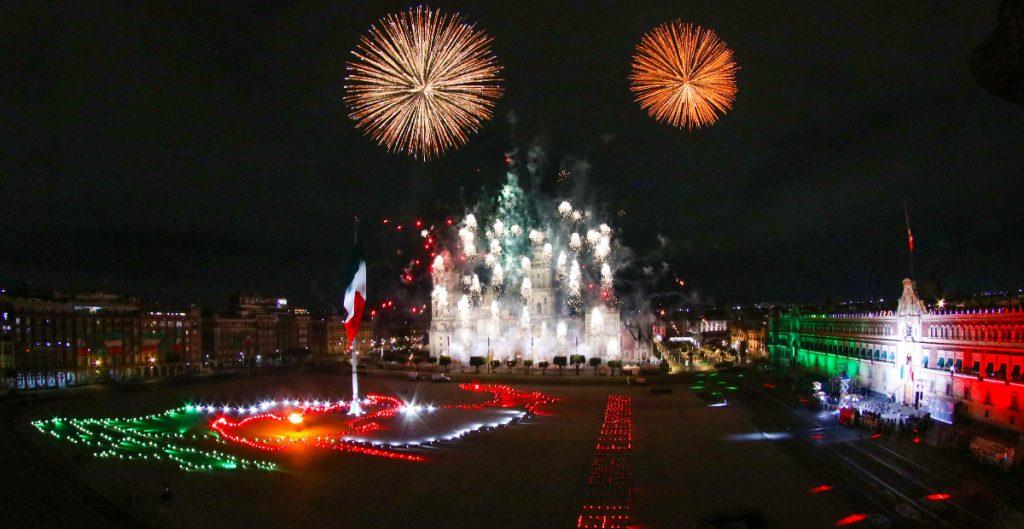Estos son los 15 festejos históricos del gobierno de México en 2021