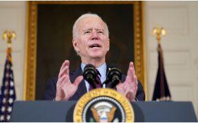 """""""Vacunarse contra la Covid es una obligación moral"""", dice Biden en mensaje de Pascua"""