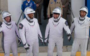 Los astronautas también romperán un récord de permanencia en el espacio. Foto: EFE