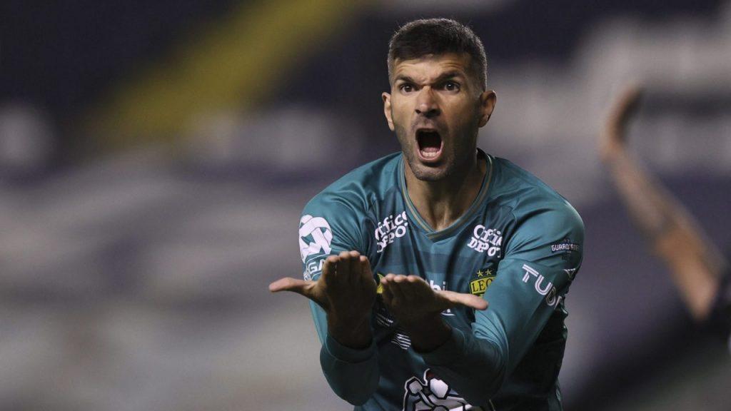 Gigliotti fue la figura del León en la Final ante Pumas. Foto: Mexsport