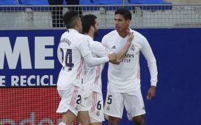 Varane fue el héroe inesperado del Real Madrid. Foto: Reuters