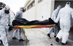 Las muertes semanales por la Covid-19 aumentan un 11% en el mundo