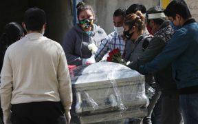En México han muerto 600 mil personas por Covid, estima estudio de Universidad de Washington