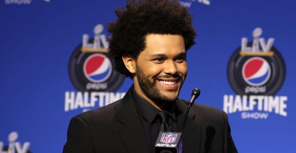Los éxitos The Weeknd, la estrella del medio tiempo del Super Bowl LV