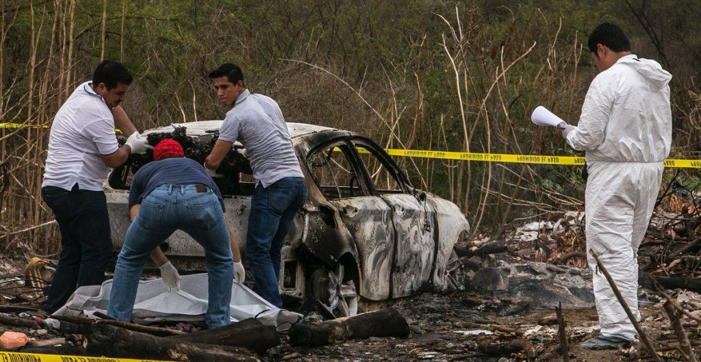 Fiscalía identifica a otros 9 guatemaltecos entre víctimas calcinadas en Tamaulipas