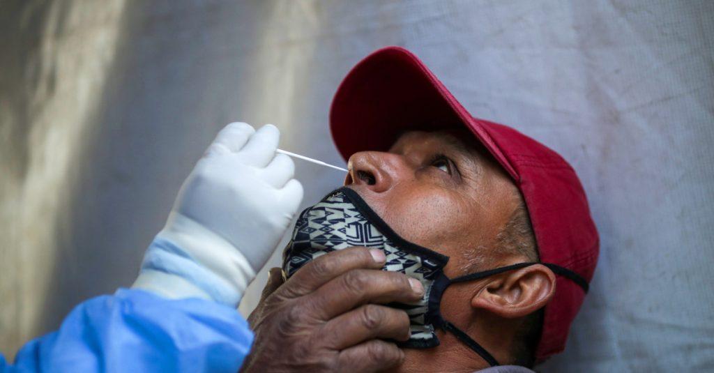 México acumula más un millón 936 mil casos confirmados de Covid-19