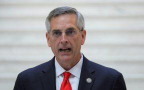La oficina del secretario de Estado de Georgia lanza una investigación sobre la llamada de Trump
