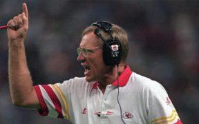 Marty Schottenheimer logró 200 victorias en la NFL. Foto: AP