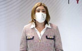 Mónica Rangel deja dirección de Servicios Salud para buscar la gubernatura de SLP