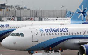 Insolvencia y conflictos legales impiden el despegue de Interjet