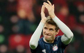 Müller es una baja importante para el Bayern. Foto: Reuters