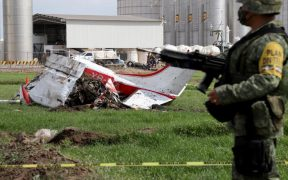 Muere en accidente aéreo el nieto del narcotraficante Amado Carrillo Fuentes