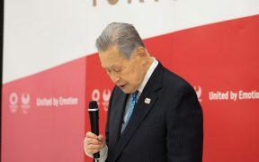 Yoshiro Mori presentó su renuncia como presidente de Tokio 2020. Foto: Reuters