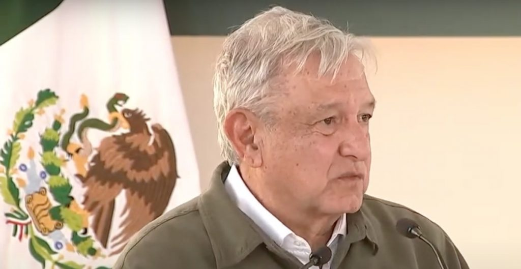 "AMLO insta a mexicanos a ""sacar fuerza de lo más profundo"" para enfrentar pandemia"