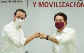 El expanista Xavier Nava busca la reelección como alcalde de San Luis Potosí, ahora con Morena
