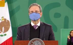Esteban Moctezuma presenta su renuncia como secretario de Educación