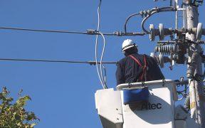 Cenace anuncia cortes de energía eléctrica en 12 estados; continúan afectaciones en otros cuatro