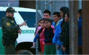 La Casa Blanca niega que haya crisis migratoria en la frontera con México