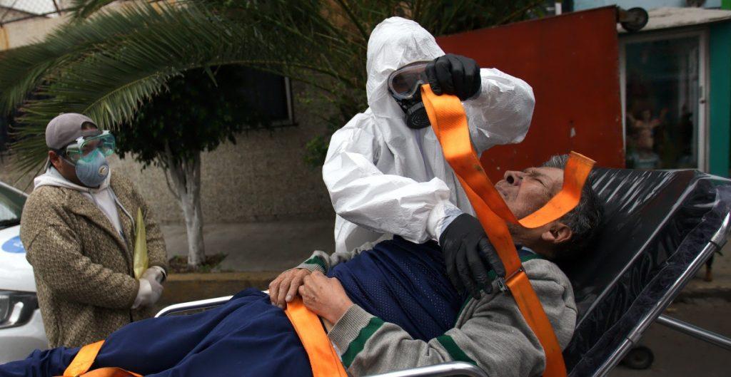 Hospitales públicos mantienen alta letalidad frente a la Covid-19: Coparmex
