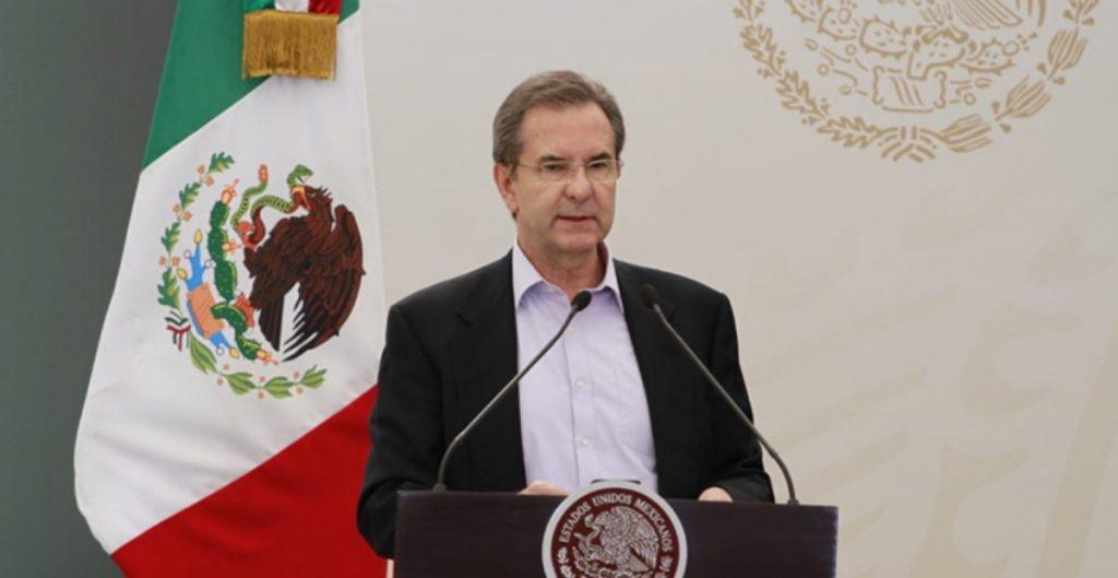 Embajador Esteban Moctezuma se reunirá en EU con gobernadores electos de Nuevo León y Sonora