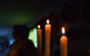 Reportan cortes de luz en estados tras apagón al norte de México