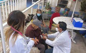 Con 20 brigadas móviles, cdmx inicia vacunación contra covid en casa