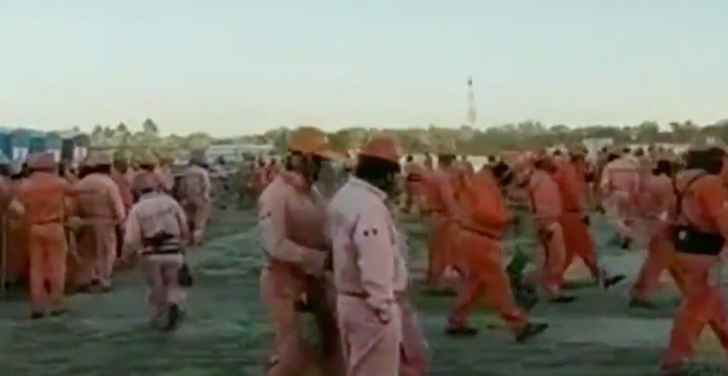 Ica Fluor niega que quienes protestaron en Dos Bocas fueran trabajadores de la empresa