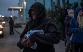 Frío y apagones generan problemas de agua en Estados Unidos