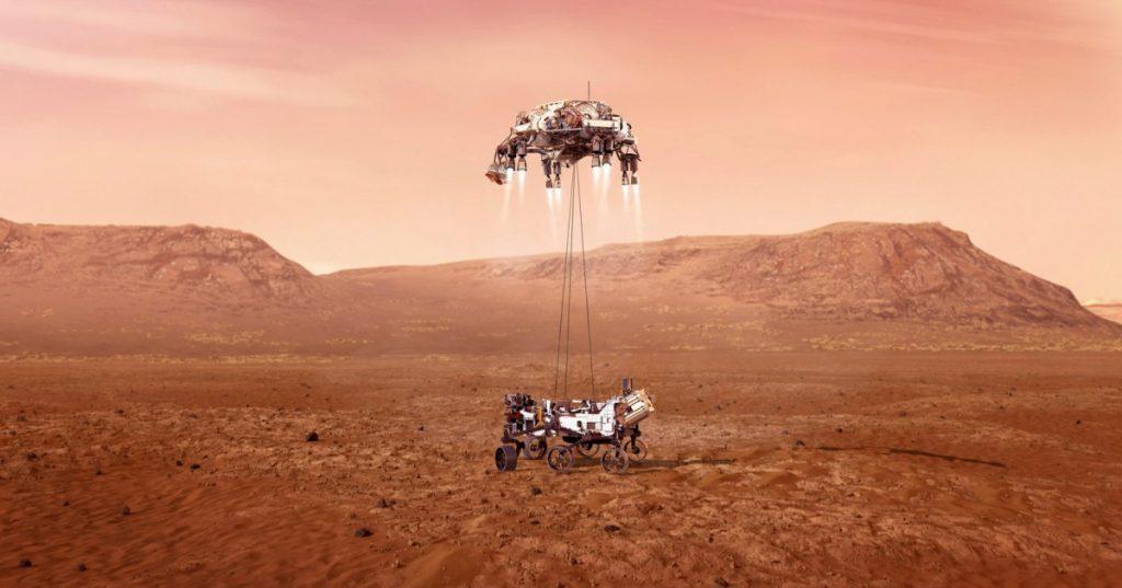 El rover Perseverance de la NASA llega este jueves a Marte y así puedes ver el aterrizaje en vivo