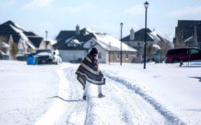 Las nevadas en Estados Unidos se desplazan al este