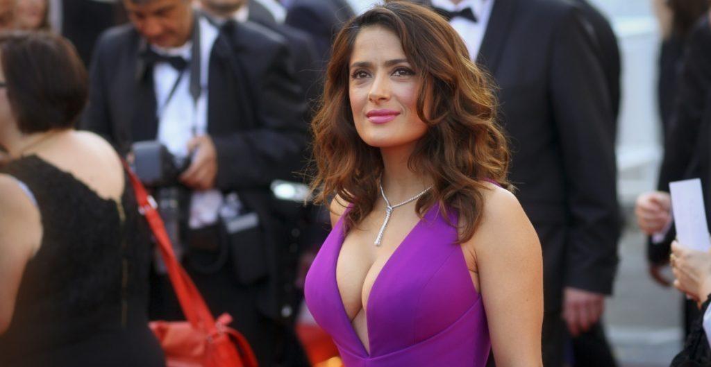 Salma Hayek recordó como traumática escena de sexo en Desperado
