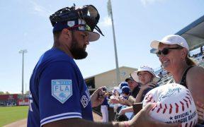 Los Blue Jays jugarán el inicio de su temporada en Florida. Foto: AP
