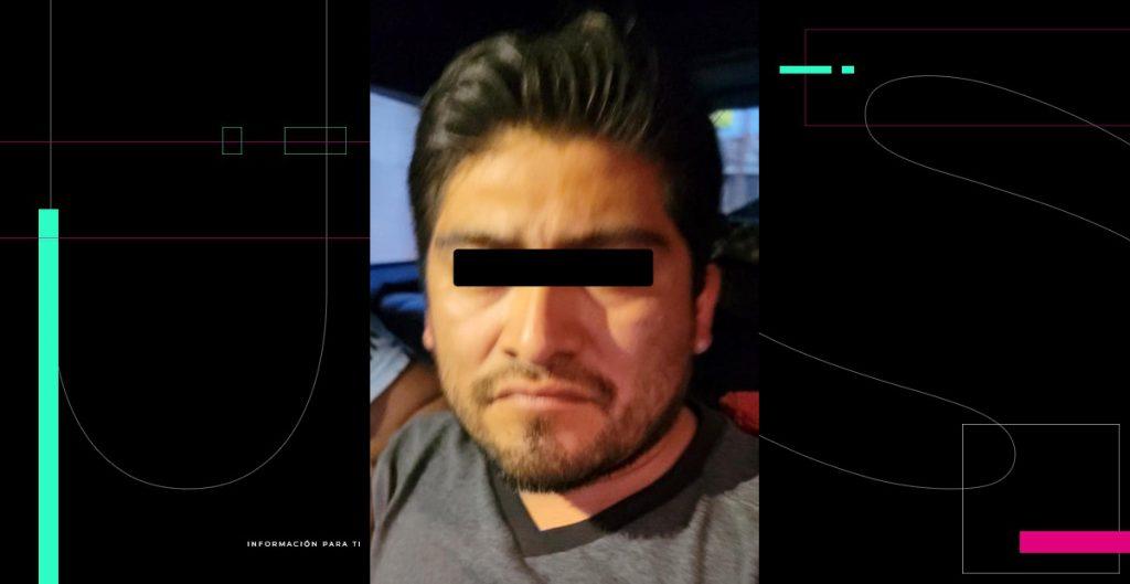 Fiscalía de Chiapas detiene a hombre acusado de acosar a la doctora Mariana
