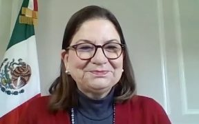 Me informaron sobre el programa 'Permanece en México' una noche antes de convertirme en embajadora en EU: Martha Bárcena