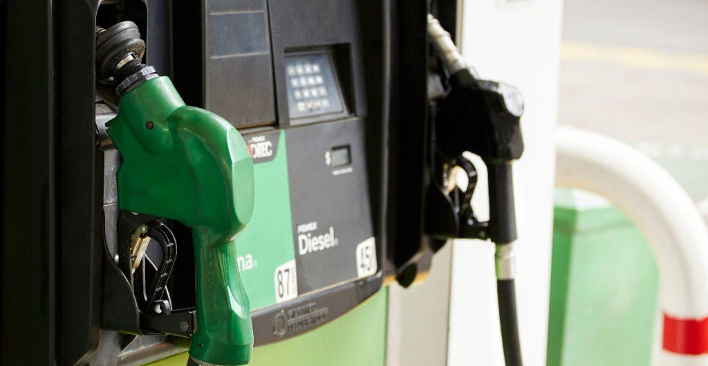 SHCP aumenta el estímulo fiscal en gasolina Magna y lo aplica al Diesel