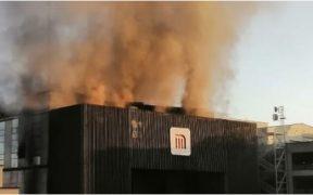 Cortocircuito provocó incendio en Centro de Control del Metro: Fiscalía CDMX
