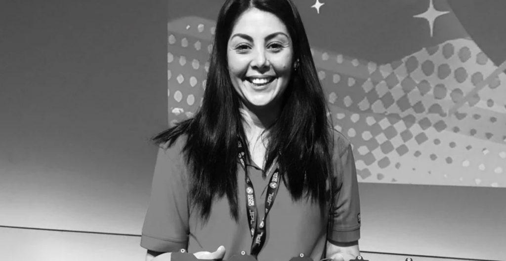Diana Trujillo, la directora de vuelo del Perseverance, que ya se convirtió en inspiración