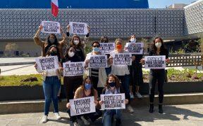 Activistas y políticas piden juicio político contra Salgado Macedonio ante la Cámara de Diputados