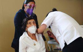 Vacunarán la próxima semana a los adultos mayores que faltaron en 3 alcaldías de la CDMX