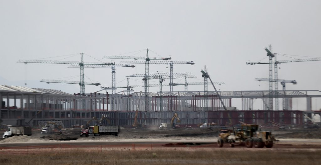 Gobierno de AMLO expropia bajo decreto 11.5 hectáreas para el aeropuerto de santa lucía